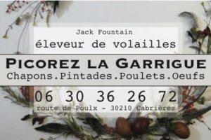 picorez la garrigue